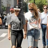 3. Kristen Stewart & Stella Maxwell