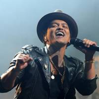 Bruno Mars at Radio 1 Big Weekend