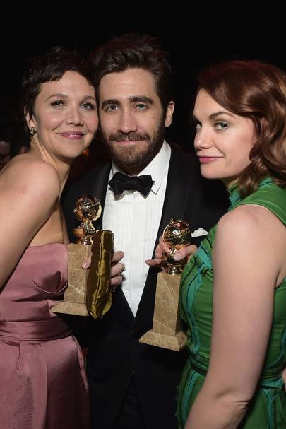 Maggie Gyllenhaal, Jake Gyllenhaal and Ruth Wilson