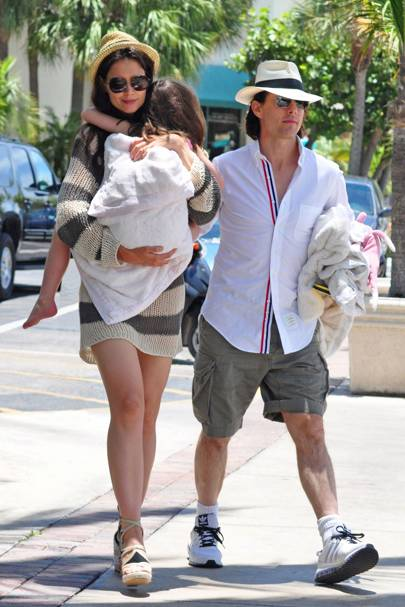 Katie Holmes & Tom Holmes
