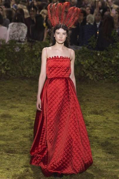 Option 3: Dior Couture spring summer 2017