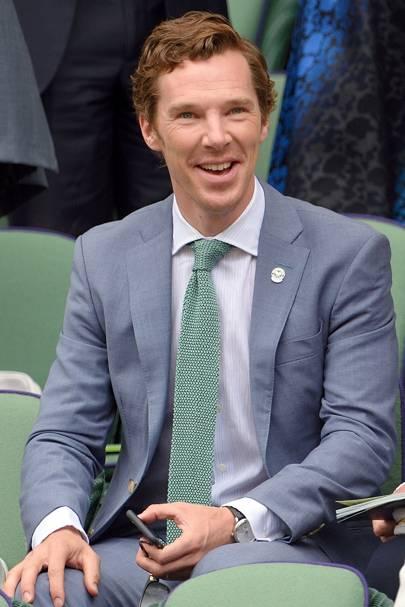 16. Benedict Cumberbatch