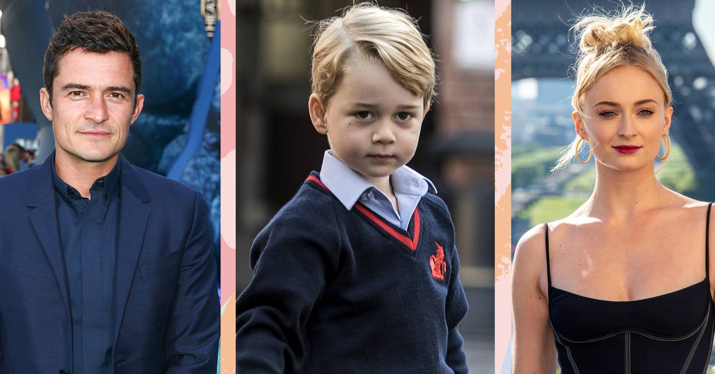 There's a new comedy show coming out about Prince George, starring Orlando Bloom and Sophie Turner (yes, really)