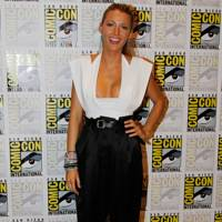 Blake Lively – Trouser Time