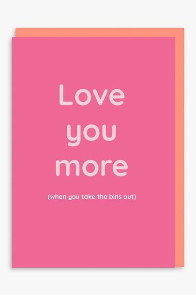 Best amusing Valentines Day card