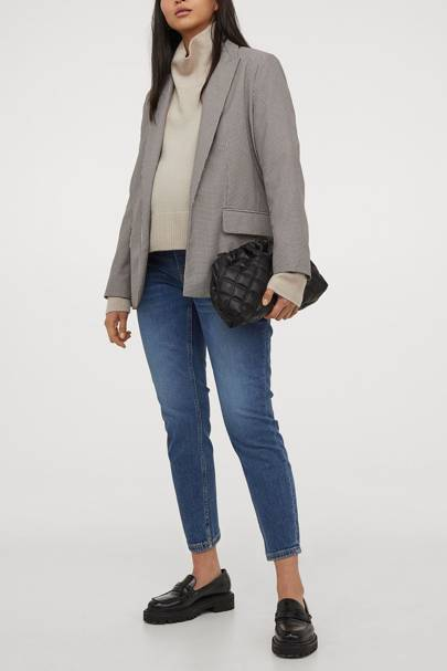 Best Maternity Jeans - Recycled Content