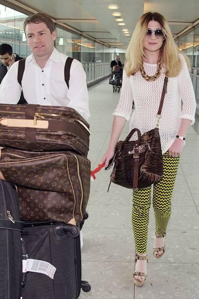 Nicola Roberts & Charlie Fennell