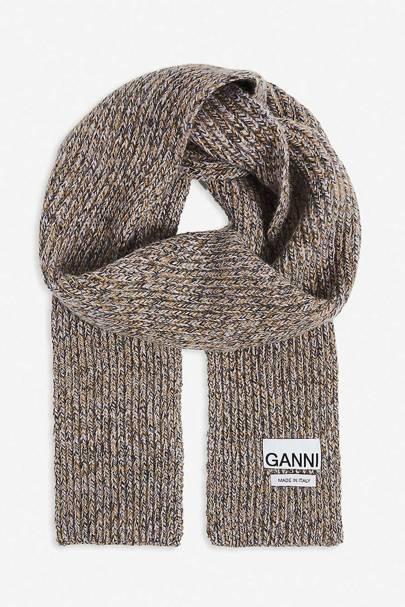Best grey scarf