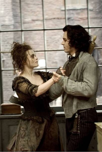 Helena Bonham Carter & Johnny Depp