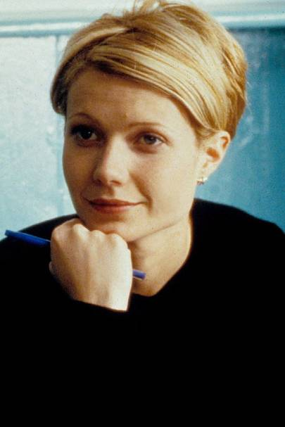 Gwyneth Paltrow's Crop - Sliding Doors, 1998