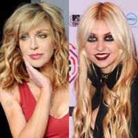 Courtney Love vs. Taylor Momsen