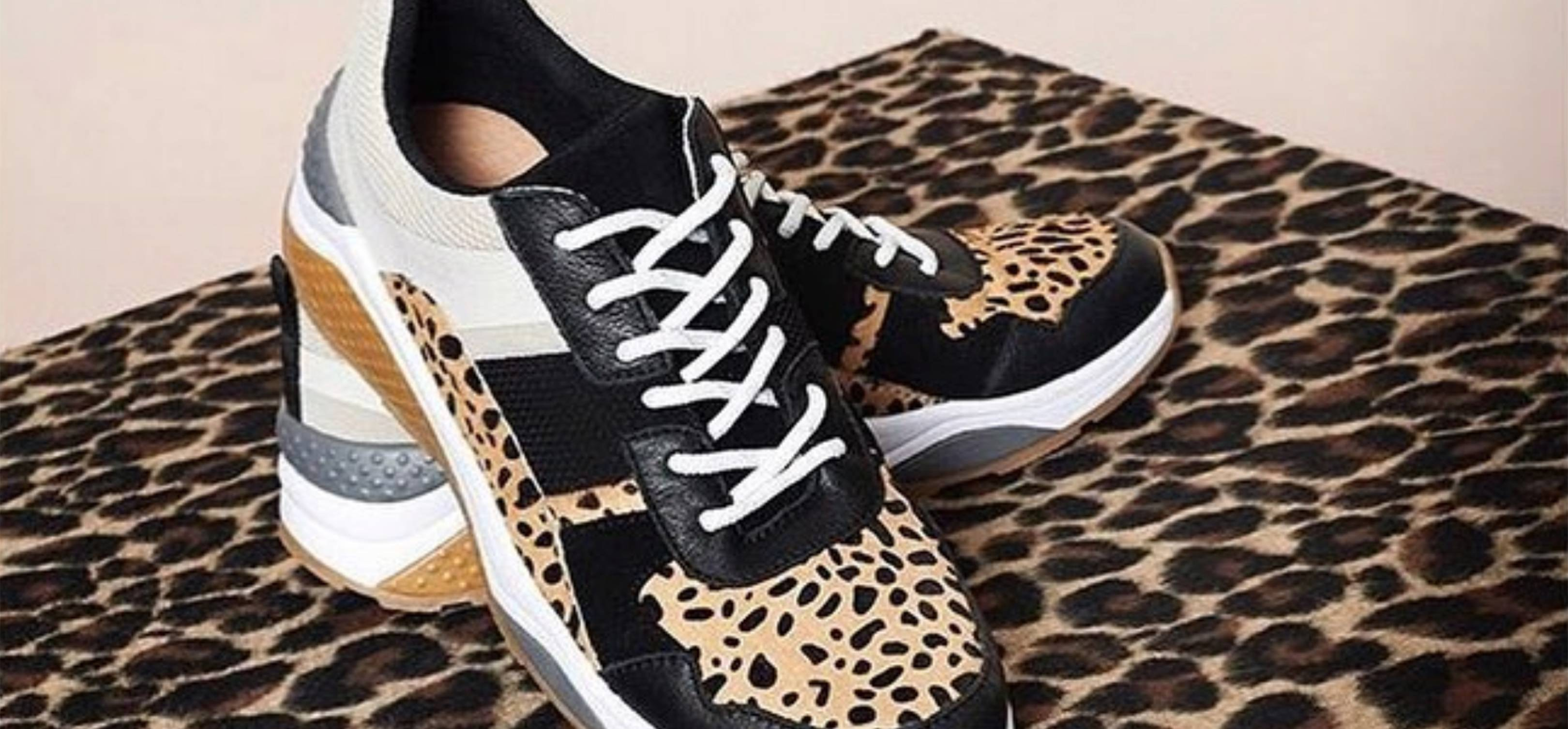 0f8643bbbde M&S Has Restocked Its Sell-Out Leopard Print Trainers | Glamour UK