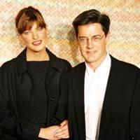 Linda Evangelista & Kyle MacLachlan