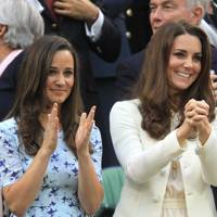 Pippa & Kate Middleton