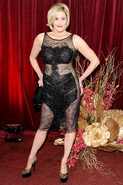 DON'T #18: Hollyoaks' Bronagh Waugh at the British Soap Awards, May