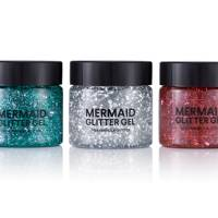 BOD Mermaid Body Glitter Gel