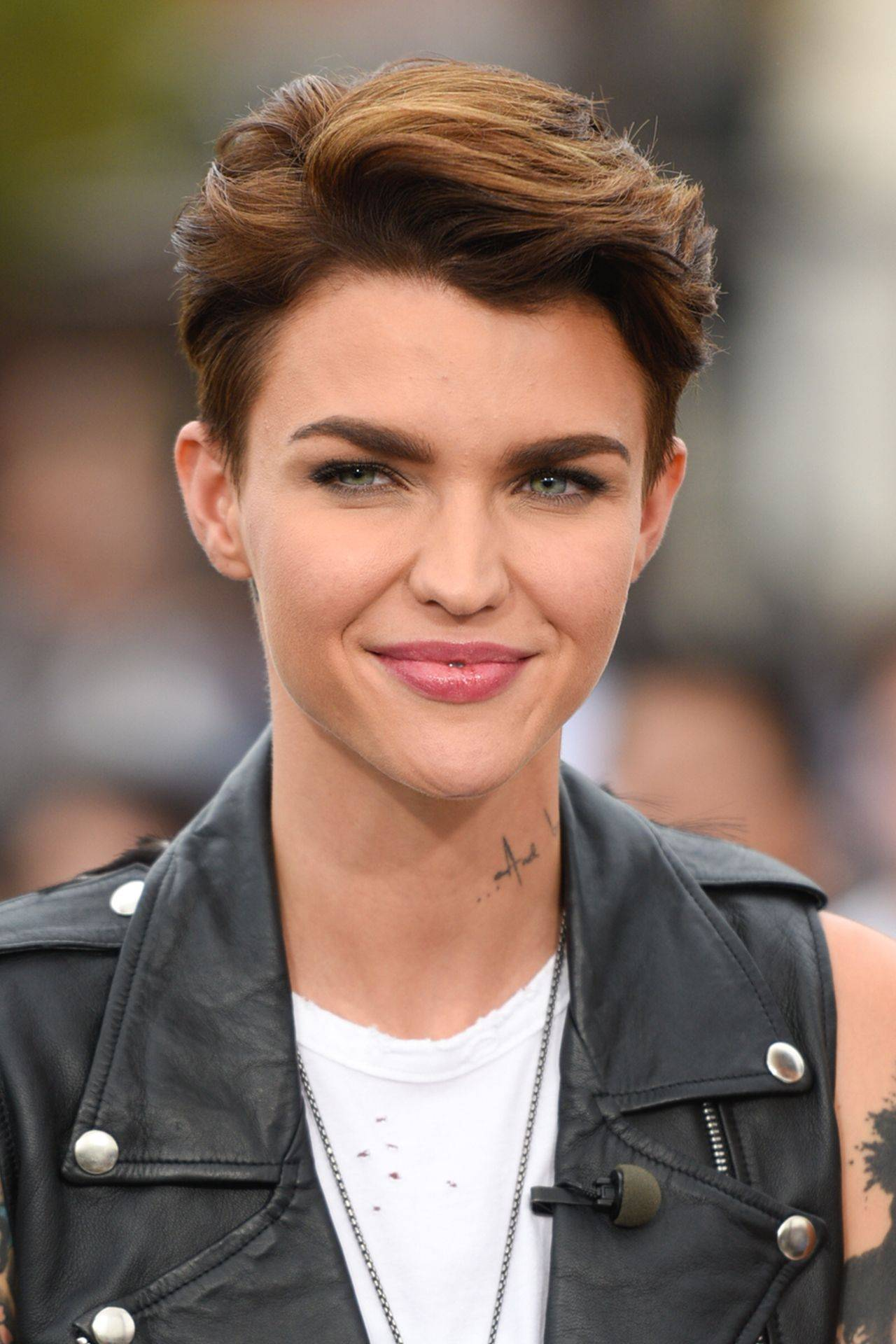 Ruby Rose Hair Makeup
