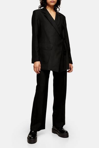 Topshop's Black Friday Sale: The black suit