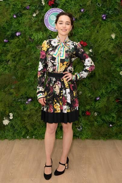 28. Emilia Clarke
