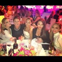 Little Mix & Davina McCall
