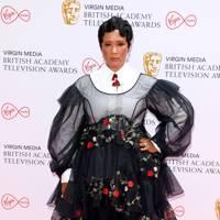 BAFTA TV Red Carpet: Golda Rosheuvel