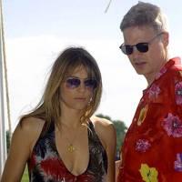 Elizabeth Hurley & Steve Bing
