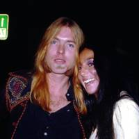 Cher and Gregg Allman