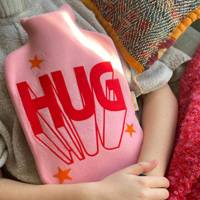 Personalised Gifts For Friends: the hot water bottle