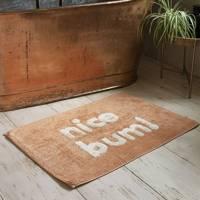 Best slogan bath mat