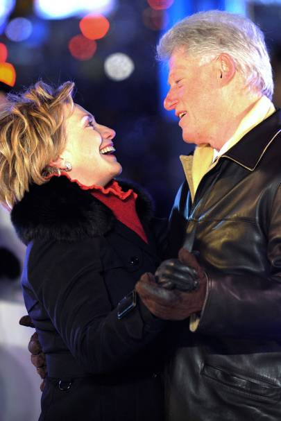 Hilary & Bill Clinton