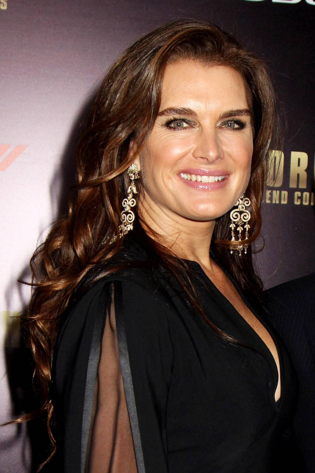 Brooke Shields Mac Cosmetics Collectiion Line Range Glamour Uk