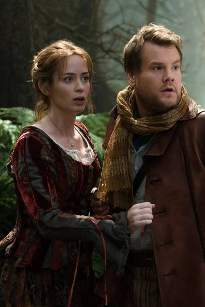 Emily Blunt, Into The Woods