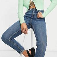 Best jeans UK: Topshop Mom jeans