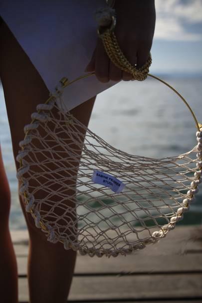 Fishnet O-Bag by SF Design