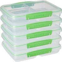 Meal prep containers UK: Sistema lunch box