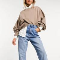 Best high-waisted jeans: ASOS