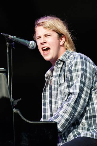 Tom Odell at Bestival