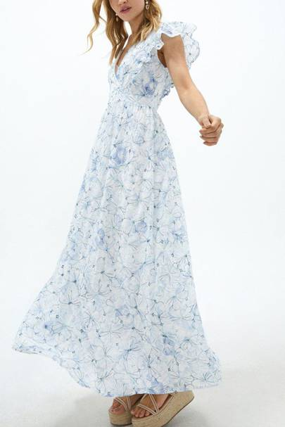 Best Coast Dresses Summer 2021 - Embroidered Maxi