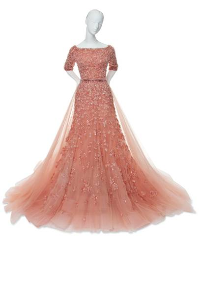 Aurora from Sleeping Beauty, by Elie Saab