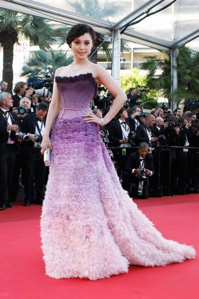 Fan Bingbing - Cannes 2011