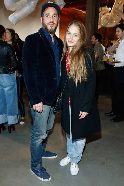 Jemima Kirke, fashion and style, GIRLS tv star on Glamour ...