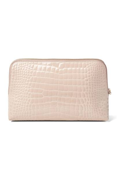 Thoughtful Personalised Gifts For Her: the personalised makeup bag
