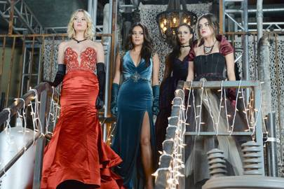 32. Pretty Little Liars