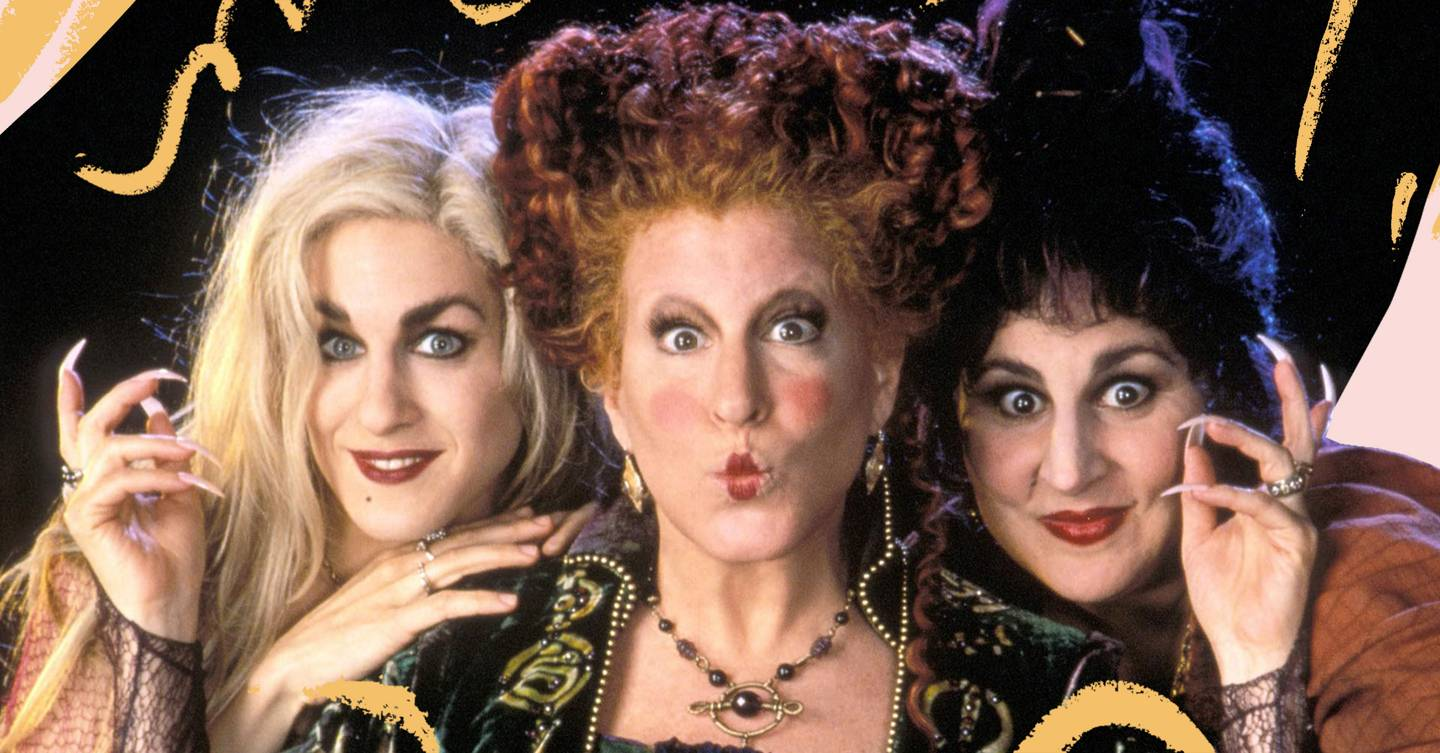 The Sanderson sisters are back! Hocus Pocus 2 has officially been confirmed (at last!)