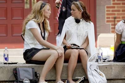 Serena Vander Woodsen in Gossip Girl