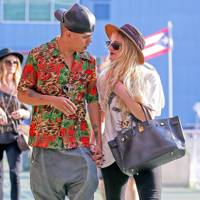 Ashlee Simpson & Evan Ross