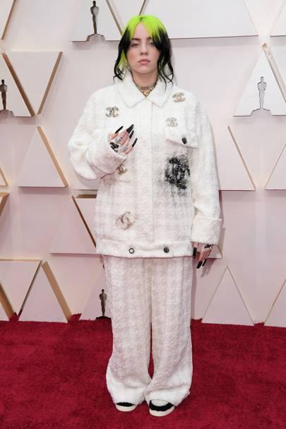 Billie Eilish - Oscars 2020
