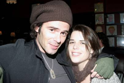 Billy Burke & Neve Campbell