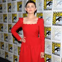 Ginnifer Goodwin at Comic-Con 2012
