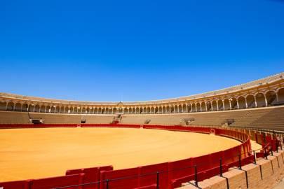 Spain: Plaza de toros de Osuna, Sevilla